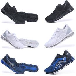 cf740389b ASICS Venta al por mayor nueva ASIC Gel-Quantum 360 SHIFT zapatos de  estabilidad de estabilidad negro blanco rojo azul para hombre zapato  atlético zapatos ...