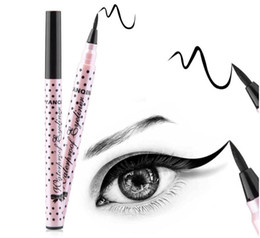 New Hot Black Liquid Eyeliner Long-lasting Waterproof Eye Liner Pencil Pen Nice Makeup Cosmetic Beauty Tools on Sale