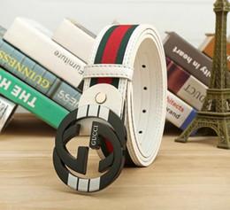 $enCountryForm.capitalKeyWord Australia - 2018 new luxury fashion leather belt High quality low price female style individual belt Fashion luxury Smooth Buckle Men Women Des