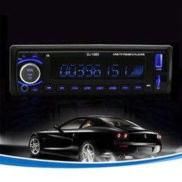 $enCountryForm.capitalKeyWord NZ - Universal In-Dash Single 1 Din Bluetooth Car MP3 Player 12V Car Audio Digital LCD Screen Stereo Bluetooth USB TF MP3 WMA