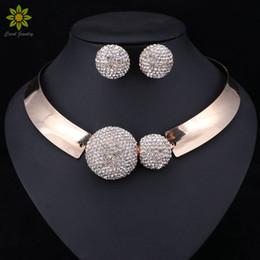 $enCountryForm.capitalKeyWord Canada - bridal jewelry sets Dubai Bridal Jewelry Sets For Women Wedding African Beads Indian Nigerian Beads Fashion Luxury Trendy Vintage Costume