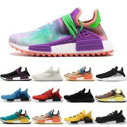 68d0deb5 2019 дешевый роскошный дизайнер NMD Online Human Race Pharrell Williams X  NMD Спортивные кроссовки, скидка Дешевые спортивные мужские туфли с коробкой