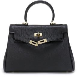d8834c709f95 Hotsale Европейский и американский мода новый женщины подлинная воловья  кожа стильный сумка Сумка Сумка кошелек DD07