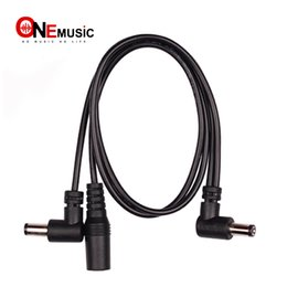 """$enCountryForm.capitalKeyWord Australia - Free Shipping MOOER """"Mary Chain"""" Series PDC-2A Angled Head 2 Way Pedal Power Cable"""