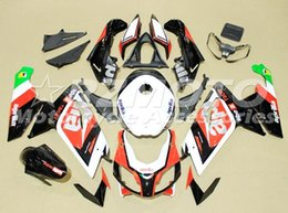 Rs 125 abs faiRing kit online shopping - New ABS New Injection ABS Full Fairings Kits fit For aprilia RS125 RS red black white
