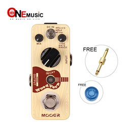 $enCountryForm.capitalKeyWord Australia - Mooer WoodVerb Acoustic Guitar Reverb Effect Pedal Full Metal Shell True Bypass
