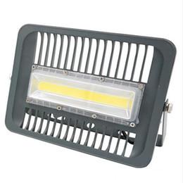 Wall Projector Lights UK - LED Flood Light IP66 Projector WaterProof 30W-150W 220V 230V 110V 127V FloodLight Spotlight Outdoor Wall Lamp