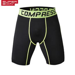 $enCountryForm.capitalKeyWord NZ - Hot Sell Compression Running Shorts Men's Summer Quick Dry Fitness Gym Sports Tight Shorts