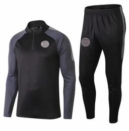 2018 2019 Champions League PSG DI MARIA CAVANI training suit soccer Jerseys  kit 18 MBAPPE CHANDAL football jacket tracksuit 81c12c444
