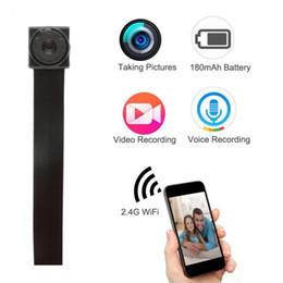 WIFI 720 P HD Mini Kamera DVR DIY Modülü IP kamera Hareket Algılama Kamera P2P HD Kamera Dijital Video Kaydedici Güvenlik kamera