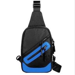 Explosion models men s shoulder diagonal bag casual sports Oxford cloth  chest bag Korean students Messenger bag 84a8437c7d696