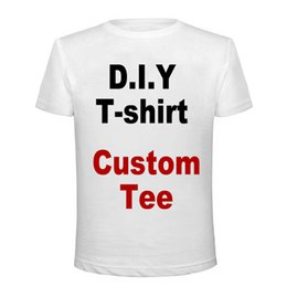 Discount custom shirts for men - shion 3D Printed Custom T-Shirts Summer Short Sleeve O-neck Tee Shirt Design For Dropping Shipping And Wholesale Unisex