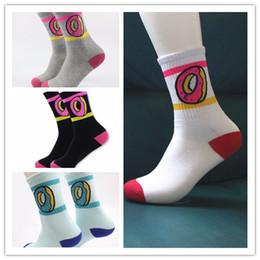 357827d15479 Wholesale-free shipping new Harajuku hip hop skateboard odd future donut  socks ofwgkta men s socks Unisex sport cotton meias 2pcs 1pairs