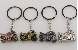 Wholesale Classic D Simulation Model Motorcycle Motorbike Keychain Key Chain Ring Keyring