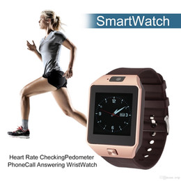 Bluetooth Smart Watch Sim Australia - LY Smart Watch With Camera Bluetooth SIM Card Wrist Watch For IOS & Android #294