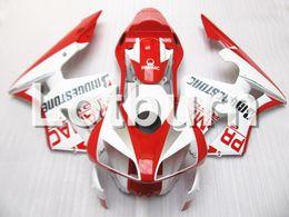 Großhandel Spritzguss ABS Kunststoff Motorrad Verkleidung Kit Für Honda CBR600RR CBR600 CBR 600 2003 2004 F5 03 04 RBK MF26