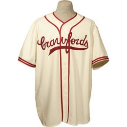 Chinese  Pittsburgh Crawfords 1944 Home Jersey 100% Stitched Embroidery Logos Vintage Baseball Jerseys Custom Any Name Any Number Free Shipping manufacturers