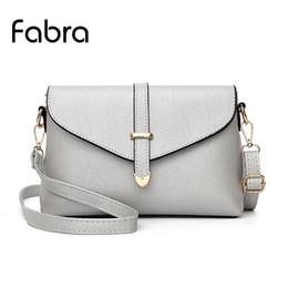 $enCountryForm.capitalKeyWord Canada - Fabra Women Messenger Bags Pu Leather Flap Women Handbag Diamond Lattice Shoulder Bags Grey Solid Small CrossBody Bag 27*7*17 CM