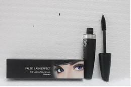 Vente en gros Vente chaude Macs Marque Maquillage Mascara Faux Effet Cils Full Lashes Look Naturel Look Mascara Noir Imperméable 520 Yeux Make Up DHL Gratuit