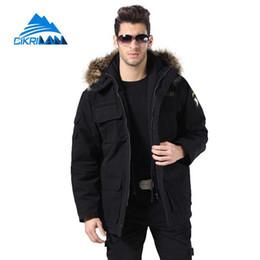 Army combAt coAt online shopping - 2018 Man Military Tactical Army Combat Coat Climbing Hiking Cotton Outdoor Winter Jacket Men Windbreaker Camping Chaqueta Hombre