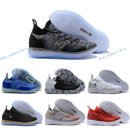 huge selection of 5a4ea 4b03d Cheap KD 11 EP Elite Basketball Shoes KD 11s Men Multicolor Peach Jam Mens  Doernbecher Trainers Kevin Durant 10 EYBL All-Star BHM Sneakers