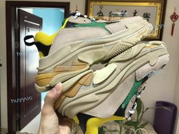 aabf6e5ae Best Quality BL Triple S 17FW Sneakers for Men Women Sports Shoes Vintage  Kanye West Old Grandpa Trainer Sneaker Fashion Shoe Outdoor Boots