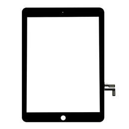 Venta al por mayor de 10 Unids Para iPad 9.7 (Versión 2017) iPad 5 5th Gen A1822 A1822 Pantalla Táctil Digitalizador Delantero Panel de Cristal