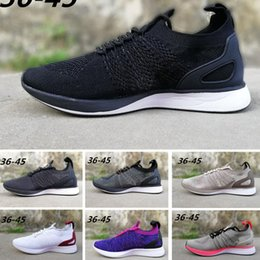 newest v2 2019 - 2018 Newest Good Quality Mariah Fly Racer 2 Two V2 Women Mens Athletic Running Shoes Black White Red AIRs Zoom Sneaker S