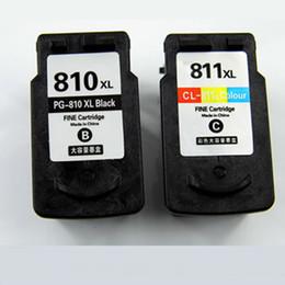 PG 810 Cartucho de Tinta XL CL 2PK 811XL Substituição Para Canon PIXMA MX328 MX338 MX347 MX357 MP245 MP258 MP268 MP276 IP2770 on Sale
