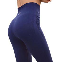 China Pantalones Deportivos Mallas Mujer Yoga Pants Elasticity High Waist Yoga Leggings for Women Sport Leggings Gym Running Tight cheap red yoga pants for women suppliers