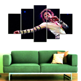 $enCountryForm.capitalKeyWord Australia - Michael Jackson -1,5 Pieces The Latest Most Popular High-definition Canvas Printed Home Decorative Art  Unframed   Framed