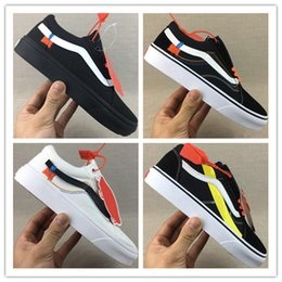for sale wholesale price 2018 Vanses Off The Wall Old Skool Canvas Shoes Original Off Jointly White for Vanses 1 Beaverton Oregon USA c.1985 Casual Sneakers cheap sale clearance store outlet classic 2014 cheap price cheap amazing price 7gCDIth