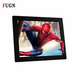 Discount mp3 photo player - Andoer 12'' HD 1080P TFT-LED Movie Video Player Digital Photo Frame MP3 4 Player Electronic Frame Support SD M