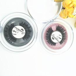 Top False Eyelashes Australia - 2018 Seashine Easy to use beauty top quality mink lashes false eyelashes Factory high standard soft mink strip free shipping