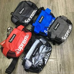a660119a1df Wholesale hot SUPER Letter Brand handbags Unisex Shoulder Bag Couple Casual  Bag fashion handbag free shopping