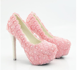 $enCountryForm.capitalKeyWord NZ - NEW 11cm with tall crystal crystal shoes, wedding table, waterproof table, shoes, super high and pink lace.