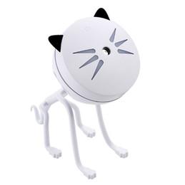 Mini Cat Cars UK - Gift USB Air Humidifier 150ML Cat USB Humidifie Ultrasonic Car Air Freshener Purifier Mini Air Water