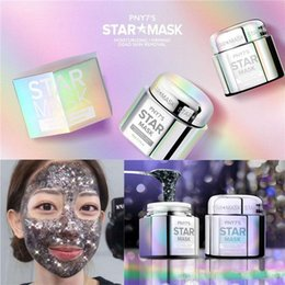 Free shipping mask korea online shopping - New PNY7 S Star Mask ML Moisturizing Facial Mask Korea Brand Skin Care face makeup mask