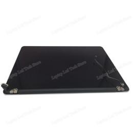 Оригинальная сборка дисплея A1502 для MacBook Pro Retina 13 A1502 ЖК-экран Полная сборка MF839 M841 EMC 2835 Начало 2015