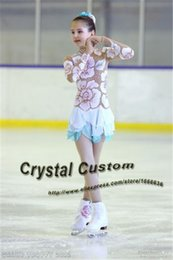 $enCountryForm.capitalKeyWord NZ - Custom Girls Ice Figure Skating Dress Graceful New Brand Kids Skating Dresses Competition DR3430