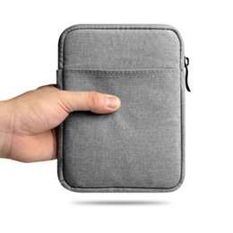 tablet ebook 2019 - 6 inch Tablet Bag Sleeve Case for Kindle Paperwhite 2 3 Voyage 7th 8th Pocketbook Ebook Cover Pouch Case for Amazon Kind