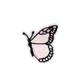 $enCountryForm.capitalKeyWord UK - 10pcs Butterfly badge insect patches for clothing iron embroidered patch applique iron on patches sewing accessories for clothes