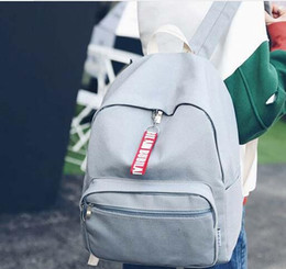 $enCountryForm.capitalKeyWord Canada - 2018 the fashion women brand Designer-hot New Arrival Fashion Women School Bags Hot Punk style Backpack