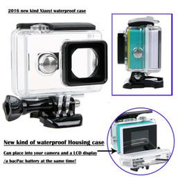 $enCountryForm.capitalKeyWord Australia - xiaomi New Accessories Xiaomi Enlarged Diving Waterproof Case External Housing box For Sprot Camera Xiao Mi Yi