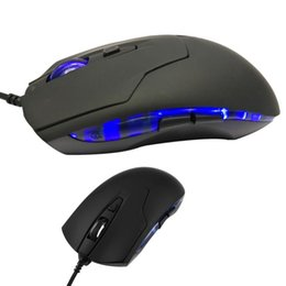gaming computers 2019 - Binmer USB Wired Mouse 1000dpi 6 Buttons Optical Gaming Mini MiceLED Backlight For PC Computer 18AUG7 cheap gaming compu