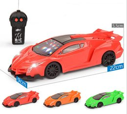 Red Cars Toys NZ - 1:24 Simulation Remote Control Car Children's Remote Control Car Plastic Model Toy Car 2 Channel