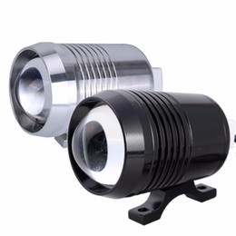 u2 drive UK - 30W U2 LED Motorcycle Headlights 1200LM High Low Flash Motorbike LED Driving lights Fog lamp Spot Bulb Light Lamp