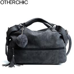 131c341c2823 OTHERCHIC Hot Sale Suede Leather Tassel Bags Women Brand Designer Handbags  Quality Tote Women Shoulder Messenger Bags L-7N11-15