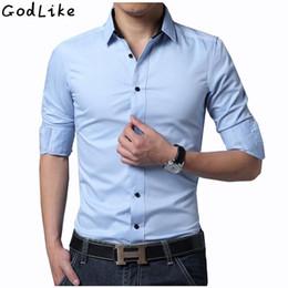 $enCountryForm.capitalKeyWord UK - New 2017 Brand Male Shirt Male Dress Shirts Men's Fashion Casual Long Sleeve Business Formal Shirt camisa social masculina