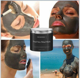 Wholesale Hot Women Face Skin Care Facial Treatment g Pure Body Naturals Beauty Dead Sea Mud Mask